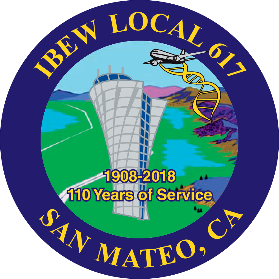 Ibew logo 2018